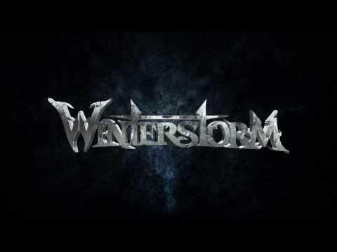 WINTERSTORM - Cathyron (lyrics video)