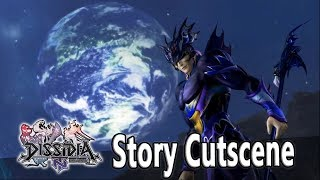 Kain & Girls Talk Story Cutscene - Dissidia Final Fantasy NT (DFFAC/DFFNT)
