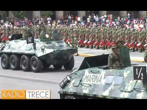 Desfile Militar 2009