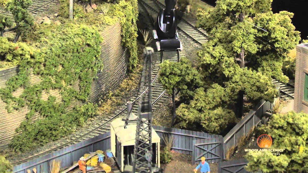 Model railroad track maintenance handbook