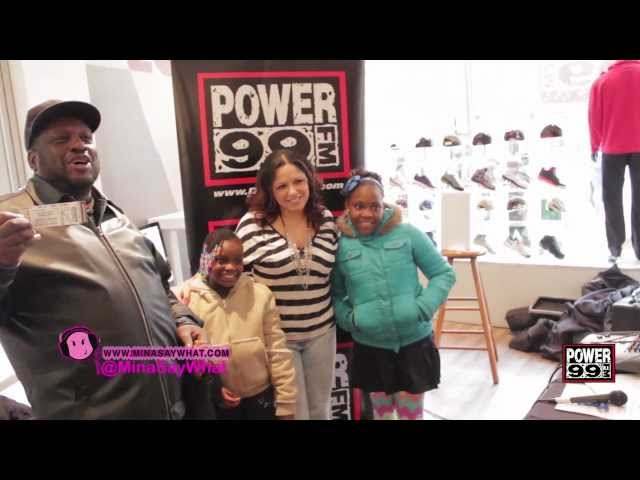 Mina SayWhat TV: Grand Opening Of Villa In Upper Darby, PA
