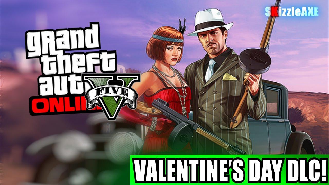 GTA 5 Valentine