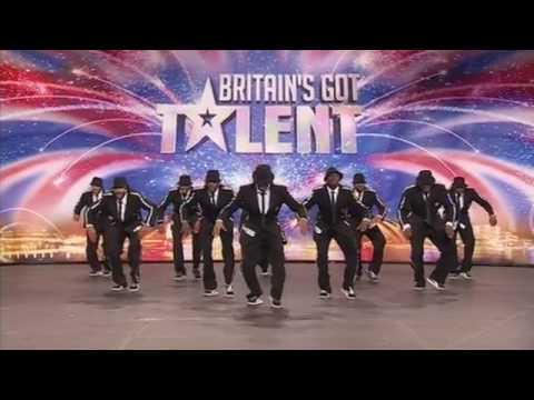 Flawless - Britain's Got Talent 2009 - Show 1