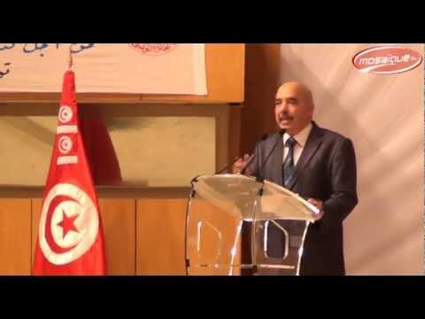 image vidéo انطلاق أشغال الموتمر الوطني للحوار الذي ينظمه الاتحاد العام التونسي للشغل