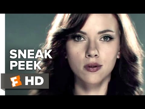Captain America: Civil War SNEAK PEEK - Team Iron Man (2016) - Scarlett Johansson Movie HD