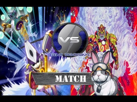 Fire Fist (YCS Ecuador Champion) vs Wind Up (Joe Giorlando) Tournament Match