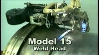 Arc Machines Orbital Welding Power Supplies and Weld Heads