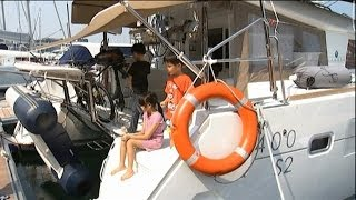 SINGAPORE: Some families opt for yacht living in new lifestyle