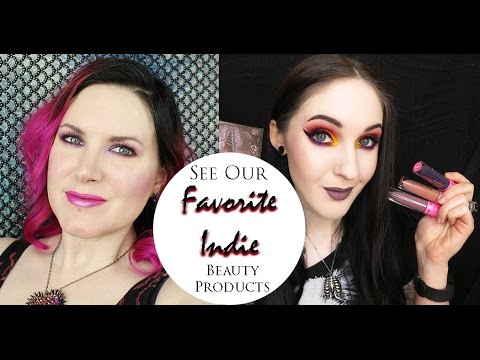 Top 10 Favorite Indie Beauty Products Collaboration with Biohazardous Beauty - Cruelty Free & Vegan