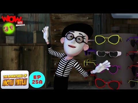 Motu Patlu dan Kacamata Ajaib - Motu Patlu dalam Bahasa - Animasi 3D Kartun thumbnail