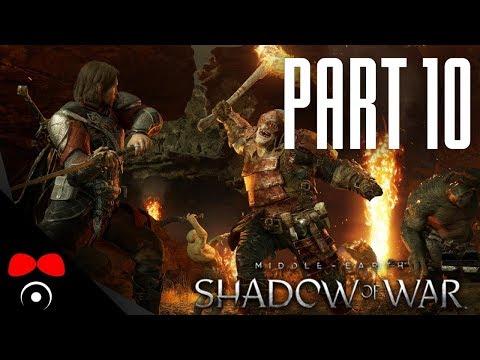 KLÁNÍ V ARÉNĚ!   Shadow of War #6