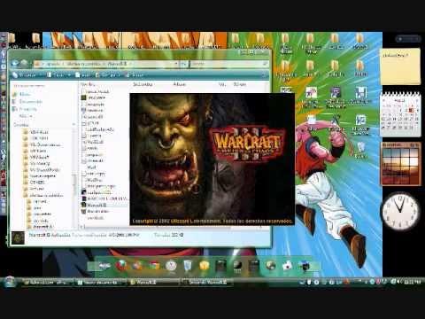 Como descargar warcraft III nuevo 2014 1 link (facil)(no virus) espanol completo //NO DEAMON TOOLS//