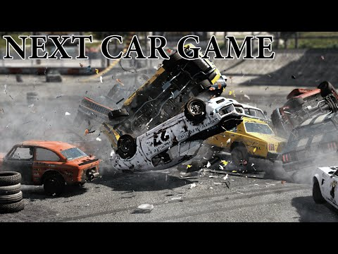 Next Car Game WreckFest - I LOST