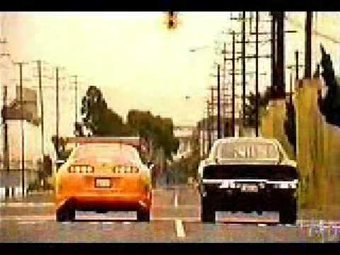 The Fast Amp Furious Race Scene Youtube