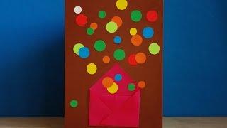 Подарок на день рождения своими руками легкие7