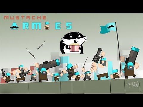 Скачать mustache armies через торрент игру