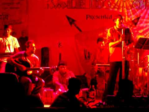 Sugato da SInging Dil De Diya Hai at Kalyani cafe Adda on 18...