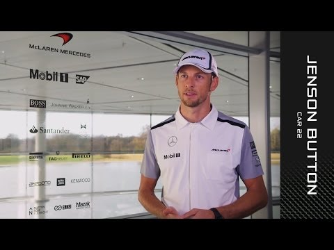 Jenson Button: How I'll Tackle 2014
