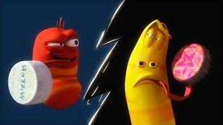 LARVA - PING PONG CHAMPION | Cartoon Movie | Cartoons For Children | Larva Cartoon | LARVA Official
