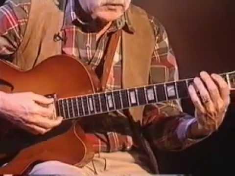 Jim Hall - Jazz Guitar Master Class (Part 2).avi