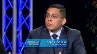 Conozca Sus Derechos -Inmigracion  Part 2