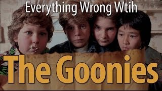 Everything Wrong With Goonies In 8 Minutes Or Less