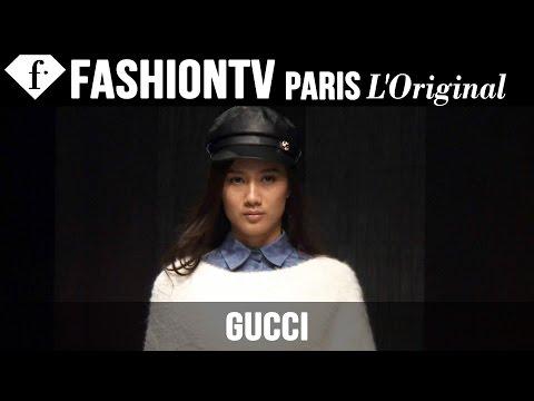 Gucci Fashion Show In China   Fashiontv video