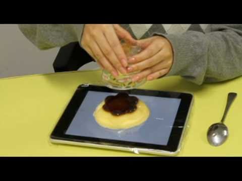 puddish: Interactive Dish on iPad