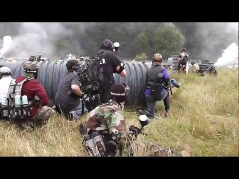 TheSkeletor262 - Invasion Of Normandy 2012 @ Skirmish Paintball