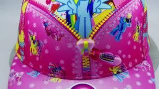 Nón kết 3D pony cho bé gái