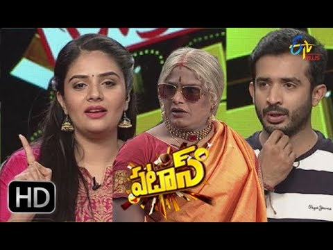 Patas| 9th October 2018 | Full Episode 891 | ETV Plus