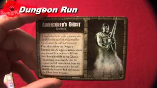 Dungeon Run Board Game Review