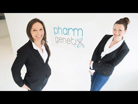 PharmGenetix Nominierungsvideo WIKARUS 2019
