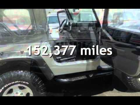 2000 Jeep Wrangler Sport 4X4 MANUAL CLEAN JEEP WARRANTY for sale in CAPITOL HEIGHTS, MD