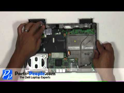 Dell XPS M1330   Power Charger Board / USB Circuit Board Replacement   How-To-Tutorial