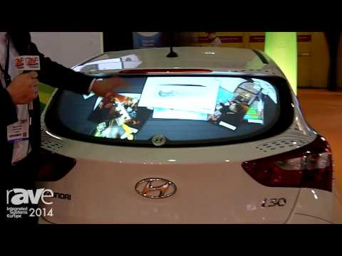 ISE 2014: Eyefactive Shows Interactive Car Rear Window w/ Integrated Modular Camera-Based Tracking
