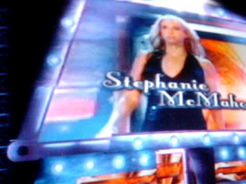 WWE SmackDown! vs. RAW 2008 Stephanie McMahon CAW Entrance thumbnail