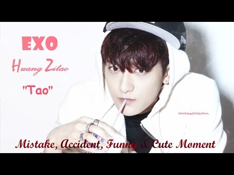 Part 84: Kpop Mistake & Accident [exo Tao Only.] video