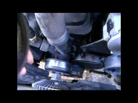 Ford 4.9l Water Pump Replacement
