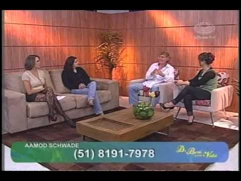 Hidrocolonterapia   Ulbra Tv 'De Bem com a Vida' 28 10 2010