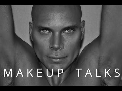 Men's Makeup for Photos - MAKEUP TALKS