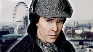 Шерлок | Sherlock |  Benedict Cumberbatch MakeUp transformation by Anastasiya Shpagina