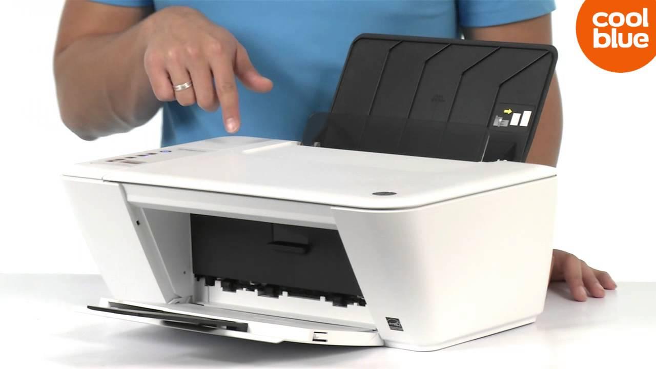 HP Deskjet 2540 printer Productvideo (NL/BE) - YouTube