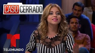 Releasing my feelings 👩💓👱‍♀️ | Caso Cerrado | Telemundo English