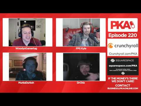 PKA 220 - Drinking Episode and Story Time