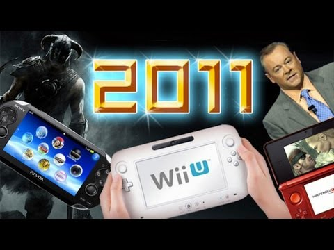 Top Gaming Moments from 2011: Skyrim. Playstation Network. Duke Nukem Forever. and More!
