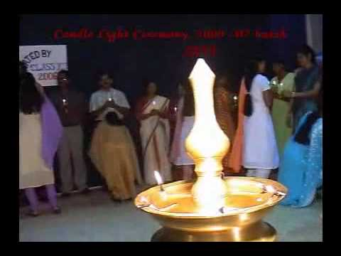 Jnvi Candle Light Ceremony.avi video