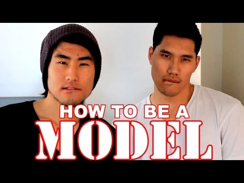 How to be a Model ft Victor Kim