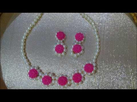 Madurai Decorators Artificial flower jewellery #1