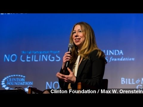 Chelsea Clinton Expecting First Child